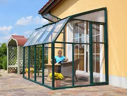 Patio Enclosure Kit by Amazon Com Rion Sun Lounge 2 Greenhouse 6 U0027 X 12 U0027 Garden U0026 Outdoor
