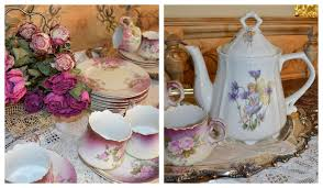 lefton china pattern bernideen s tea time cottage and garden heavenly lefton