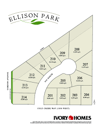 Layton Utah Map by Ellison Park