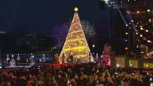 president light national tree story