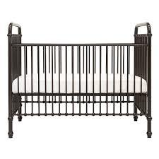 Black 4 In 1 Convertible Crib by Espresso Color Crib Creative Ideas Of Baby Cribs