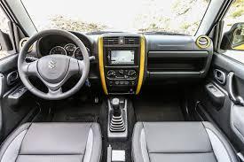 jeep suzuki 2016 suzuki jimny shinsei dashboard indian autos blog