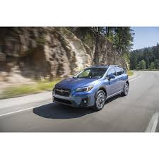 subaru crosstrek forest green 2018 subaru crosstrek and wrx earn iihs 2017 top safety pick award