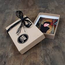 4x6 Photo Box 4x6 Kraft Photo Presentation Boxes
