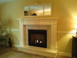 fresh design gas fireplace hearth creative idea makeovers2