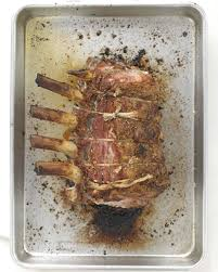 thanksgiving pork loin how to make bone in pork loin martha stewart