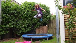 forget sprained ankles do backyard trampolines pose a financial