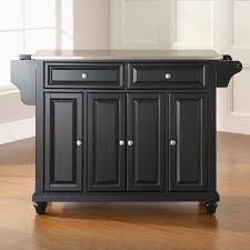 crosley furniture kitchen cart kitchen furniture narrow kitchen cart crosley cart portable