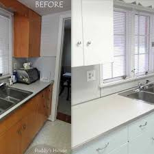 painting kitchen cabinets before after updating oak kitchen cabinets before and after before and after