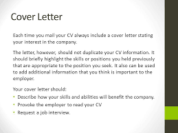 what should be in a covering letter 28 images what should be