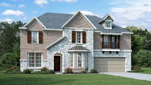 overton floor plan in long meadow farms texas series