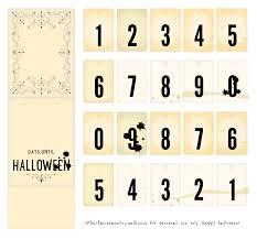countdown to halloween calendar other amusements how to make a mini halloween countdown calendar