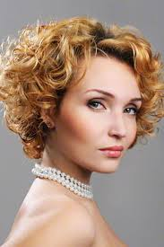 curly and short haircut showing back short hairstyles pictures ideas short hairstyles with curly hair