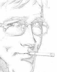 australian comic book artist wayne nichols sketches and roughs