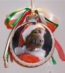 alf inspired tribute ornament