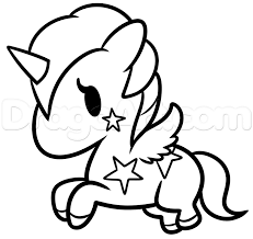 8 draw kitty unicorn