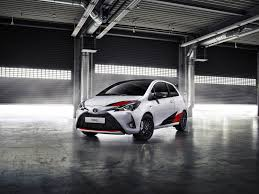 toyota yaris new toyota yaris grmn supercharged with 205hp gets in on the