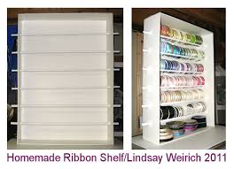 ribbon holders how do you store your ribbon splitcoaststers
