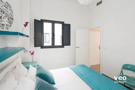 seville apartment torres street seville spain torres furnished seville apartment the window of the bedroom faces a quiet interior patio