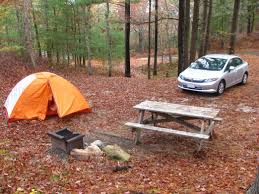 shawme crowell state forest backpacking camping