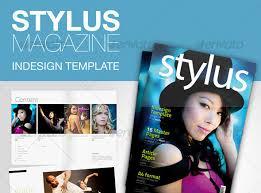 40 high quality magazine cover templates wakaboom