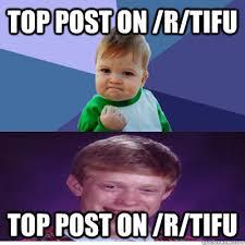 Baby Success Meme - success kid and bad luck brian memes quickmeme