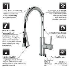 Single Handle Kitchen Faucet by Removing Single Handle Kitchen Faucet Gramp Us