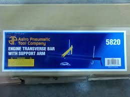 astro pneumatic engine support bar