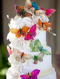 butterfly wedding cake wedding cake with butterflies image top 5 butterfly wedding