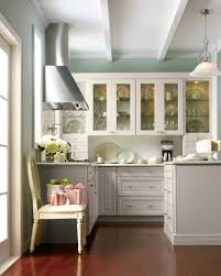Kitchen Shelves Vs Cabinets Martha Stewart Living Kitchen Designs From The Home Depot Martha