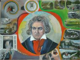 Was Beethoven Blind And Deaf Wsy Paintings