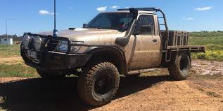 nissan patrol 1990 tom u0027s 2006 nissan gu patrol dx off roader loaded 4x4