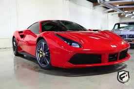 ferrari 488 custom 2016 ferrari 488 gtb in los angeles ca united states for sale on