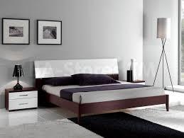Flat Platform Bed Frame Bedroom Black Full Size Platform Bed Frame Without Headboard