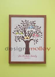 craftshout a personalized family tree that can grow with your