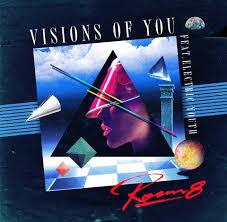 room8 visions of you retro 80 u0027s pinterest cover art 80s