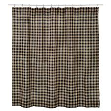 country checkered shower curtains styles country shower curtains