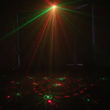 Laser Stage Lighting Outdoor by Alien Mini Red Green Laser Stage Lighting Effect Disco Dj Club