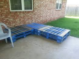 Patio Furniture Using Pallets - ana white outdoor seating area from outdoor sectional plan with