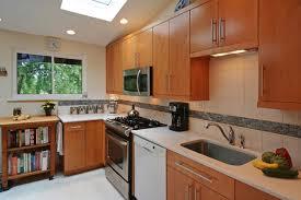 mid century modern ranch kitchen remodel contemporary kitchen