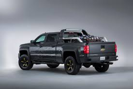 chevy vehicles 2016 chevrolet reveals its pimped trucks for sema including new 2015