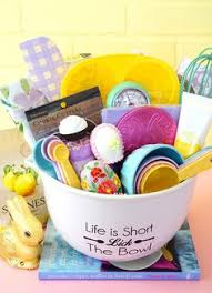 Baking Gift Basket Easter Baking Gift Basket