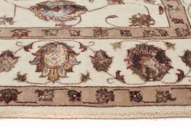 Hand Knotted Rugs India Indian Hand Knotted Wool With Silk Rug Nar 0056 Catwalk Rugs