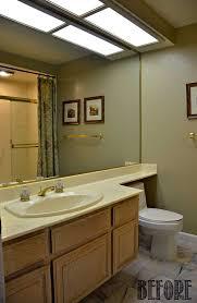 guest bathroom makeover before u0026 after hometalk