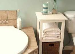 Bathroom Tower Storage Vanity Tower Corner Bathroom Unit Bathroom Towel Storage Cabinet