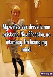 Lack Of Sex Meme - wife s sex drive is non existent no affection no intimacy i m