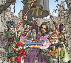dragon quest xi gets lots of ps4 and 3ds screenshots showing story