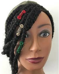 hair jewelry amazing deal on rasta loc jewelry loc jewelry hair accessories