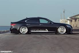 lexus ls wald edition two of a kind a pair of vip ls460s stancenation form