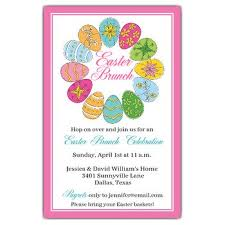 brunch invite wording easter invitation wording paperstyle